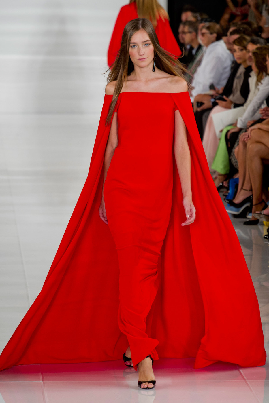 New York Fashion Week Spring 2014, Ralph Lauren
