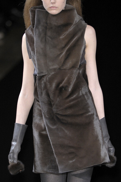 Rick Owens Fall 2010 - Details