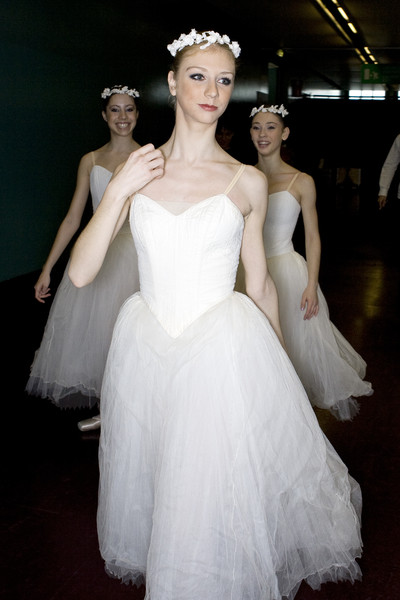 Roccobarocco Fall 2009 - Backstage