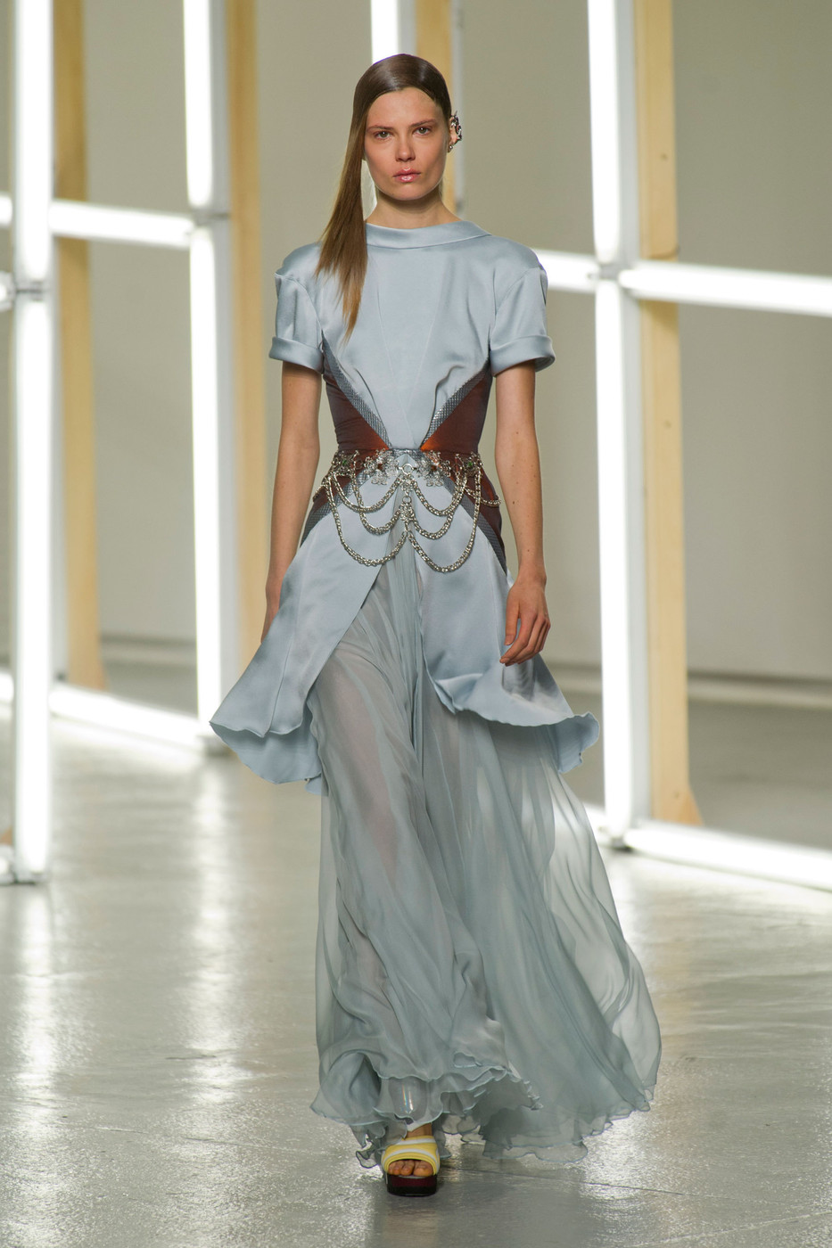 best spring 2013 runway gowns rodarte the most