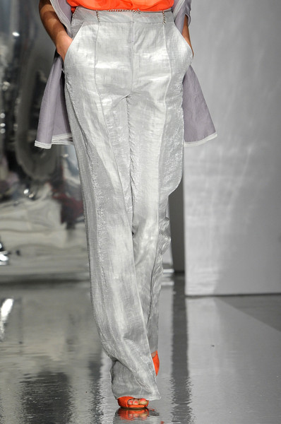 Roksanda Ilincic at London Spring 2011 (Details)