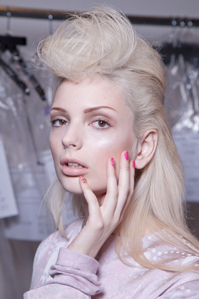 Best Spring 2013 Runway Nails - Ruffian