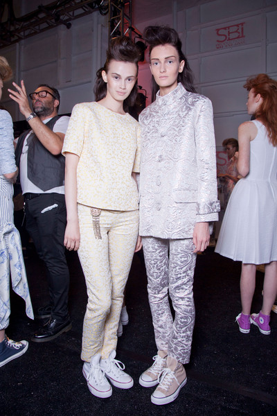 Ruffian at New York Spring 2013 (Backstage)