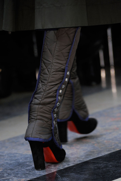 Sacai at Paris Fall 2013 (Details)