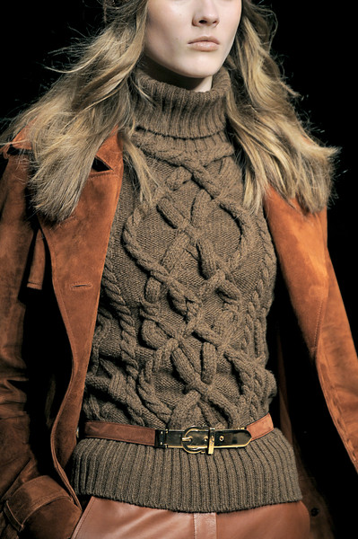 Salvatore Ferragamo Fall 2010 - Details