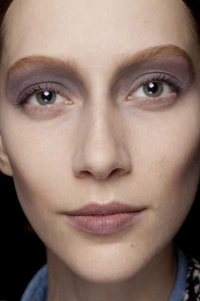 Salvatore Ferragamo Fall 2012 - Backstage