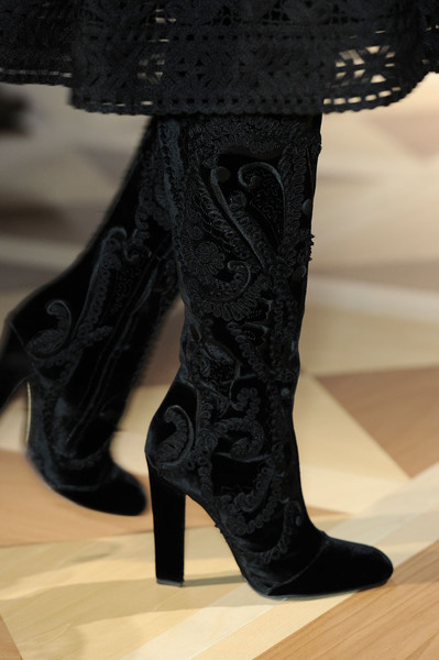 Salvatore Ferragamo Fall 2012 - Details
