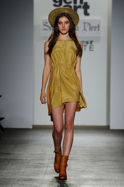 Samantha Pleet Fall 2012