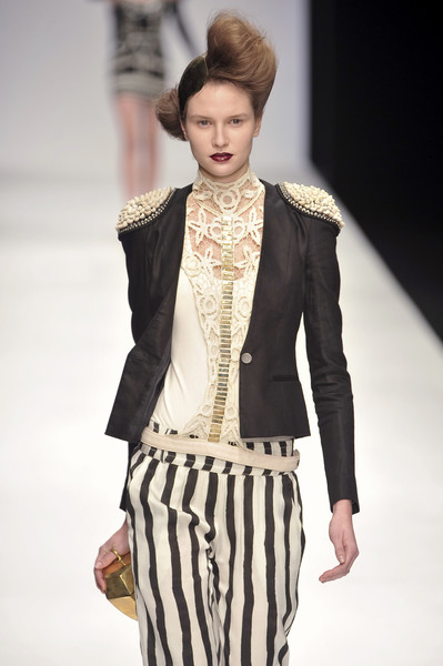Sass & Bide at London Fall 2010