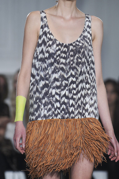 Sass & Bide at London Fall 2011 (Details)