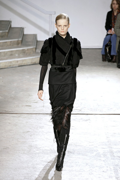 Sharon Wauchob at Paris Fall 2008