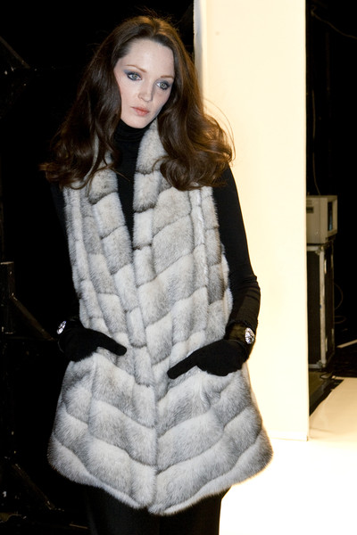 Simonetta Ravizza Fall 2009 - Backstage