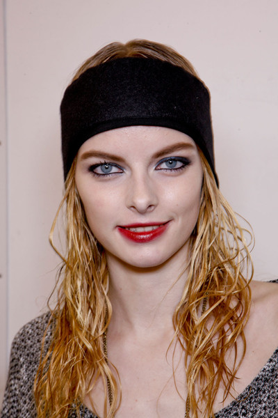 Sonia Rykiel Fall 2012 - Backstage