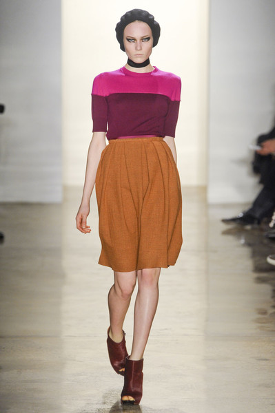 Sophie Theallet at New York Fall 2011