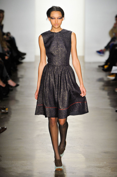 Sophie Theallet at New York Fall 2012