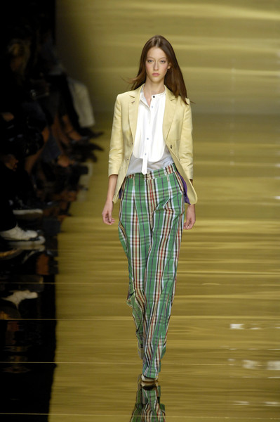 Sportmax at Milan Spring 2007