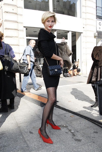 Paris Fashion Week Spring 2010 Attendees