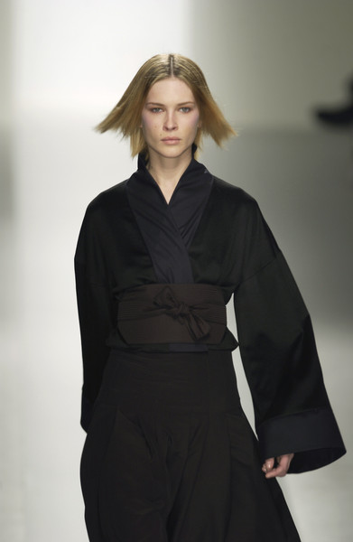 Strenesse at Milan Fall 2002