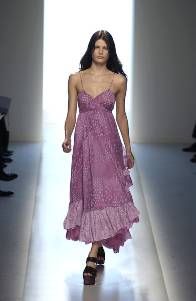 Strenesse at Milan Spring 2004