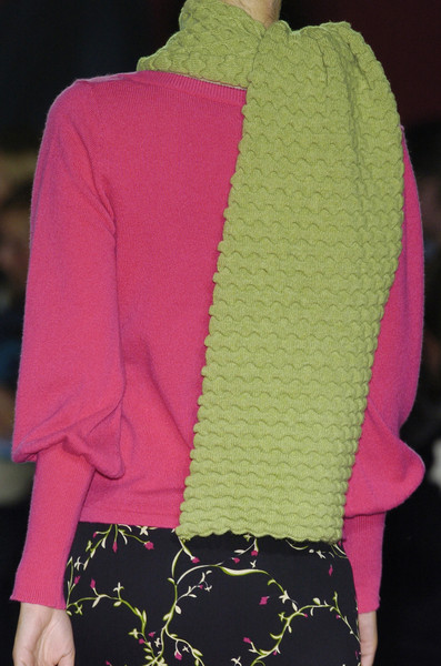 Temperley London at London Fall 2005 (Details)