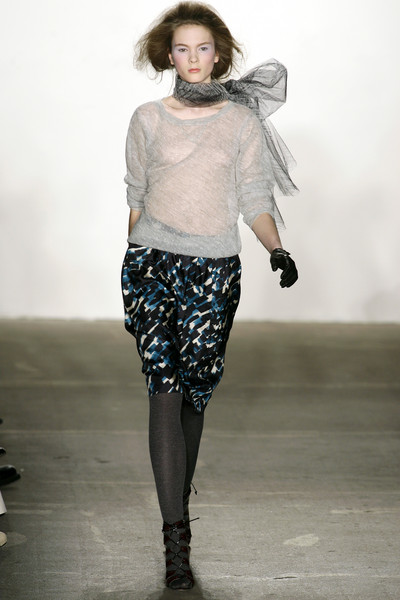 Thakoon at New York Fall 2008