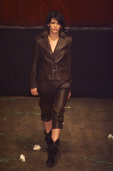 Thimister at Paris Fall 2001