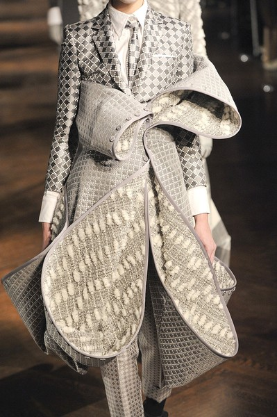 Thom Browne at New York Fall 2012 (Details)