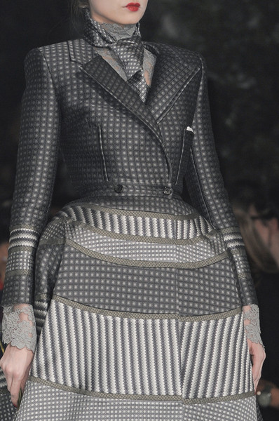 Thom Browne Fall 2013 - Details