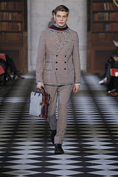 Tommy Hilfiger Men Fall 2013