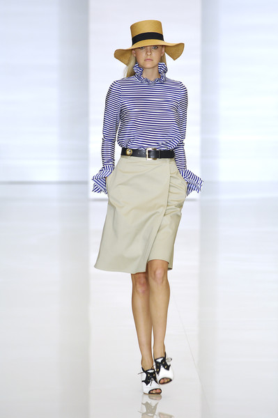 Tommy Hilfiger at New York Spring 2008
