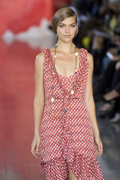 Tory Burch at New York Spring 2012