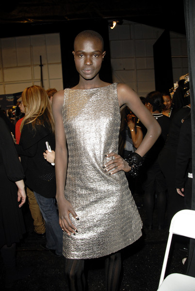 Tracy Reese Fall 2007 - Backstage