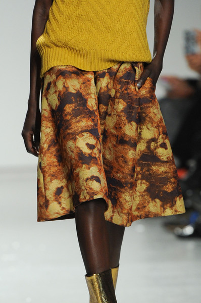 Tracy Reese at New York Fall 2014 (Details)