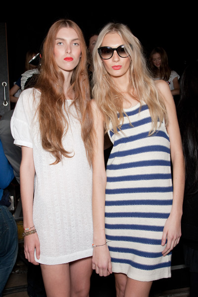 Twenty8Twelve at London Spring 2011 (Backstage)
