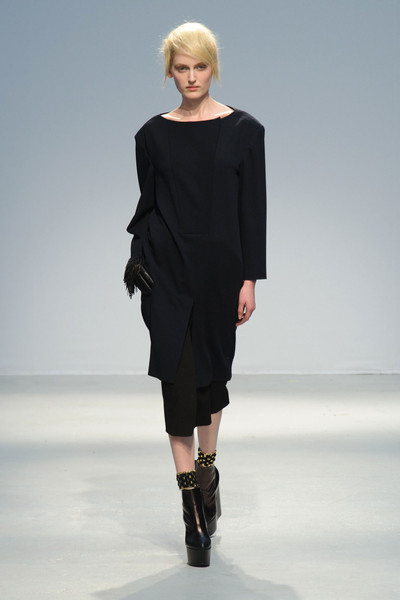 Véronique Leroy at Paris Fall 2013