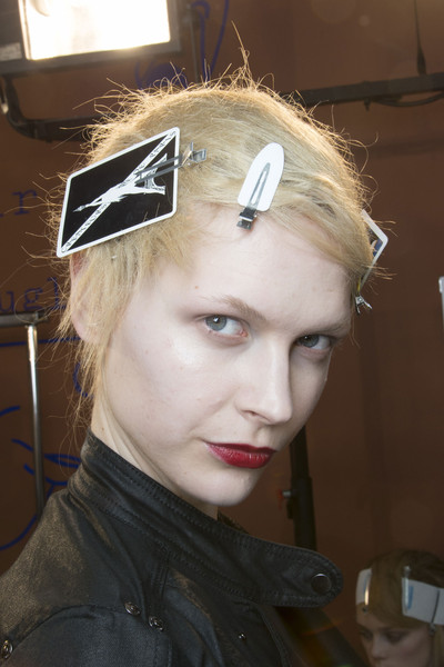Véronique Leroy Fall 2013 - Backstage
