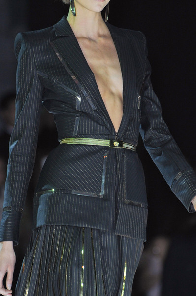 Versace Atelier Spring 2013 - Details