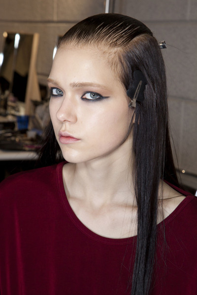 Versus at Milan Fall 2012 (Backstage)