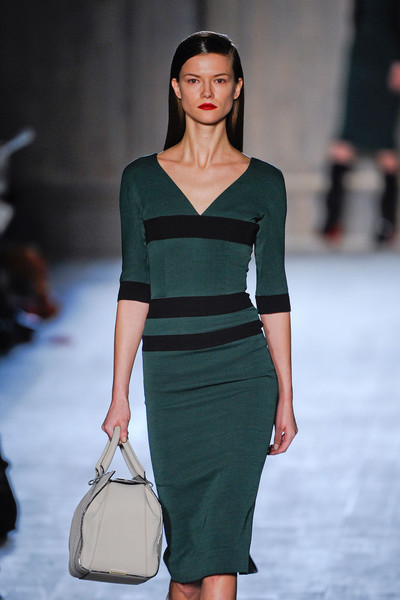 Victoria Beckham at New York Fall 2012
