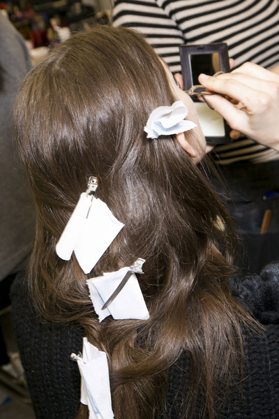 Viktor & Rolf Bks Bis Fall 2014 - Backstage