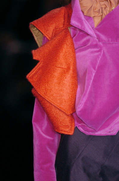 Vivienne Westwood at Paris Fall 2005 (Details)