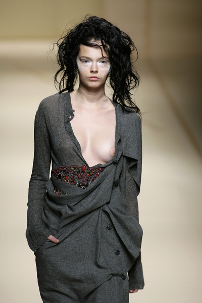 Vivienne Westwood at Paris Spring 2008