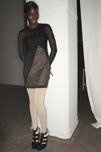 Willow Fall 2010 - Backstage