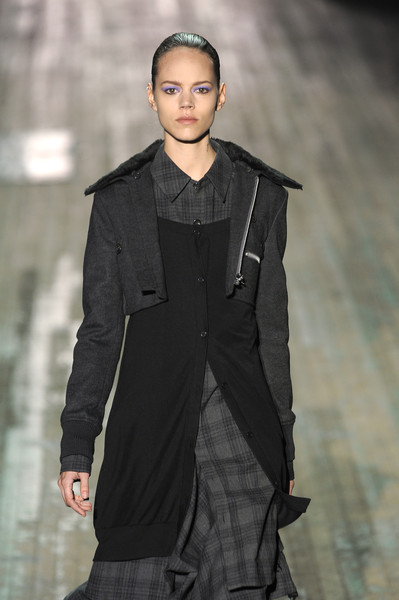 Y-3 at New York Fall 2010