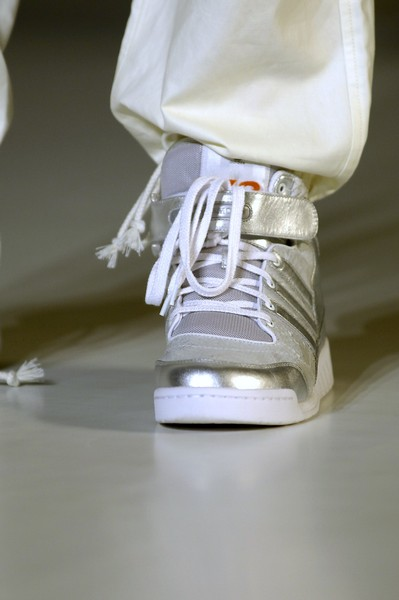 Y-3 at New York Spring 2007 (Details)