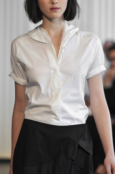Yeohlee at New York Spring 2010 (Details)