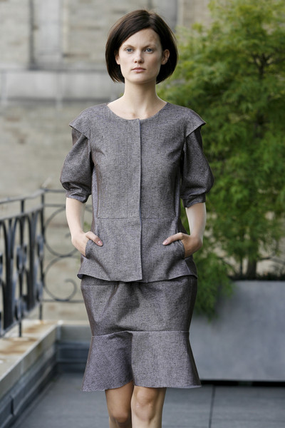 Yeohlee at New York Spring 2011