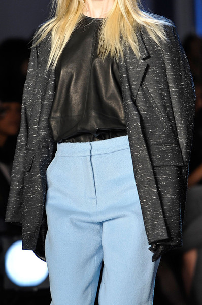 Yigal Azrouël Fall 2012 - Details