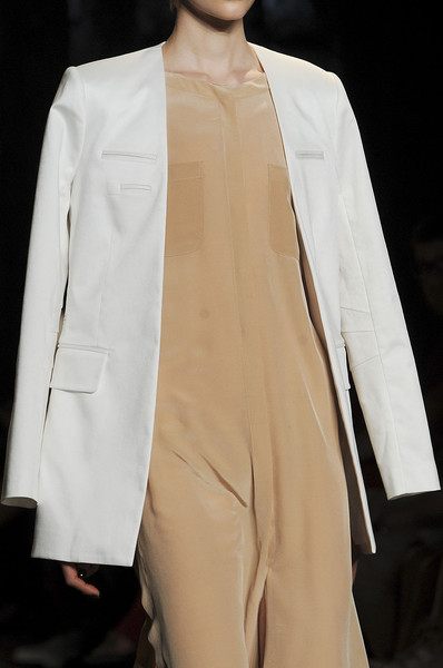 Yigal Azrouël at New York Spring 2012 (Details)