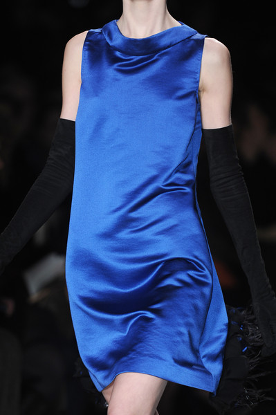 Yves Saint Laurent at Paris Fall 2010 (Details)